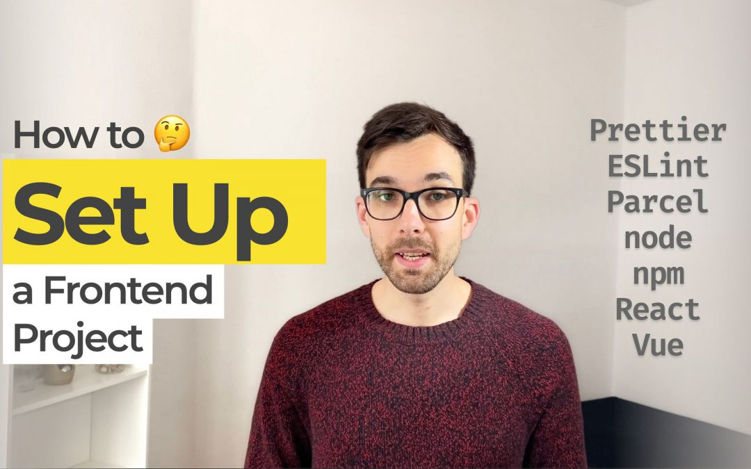 JavaScript Tutorial – How to Set Up a Front End Development Project